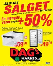 Dags Marked null