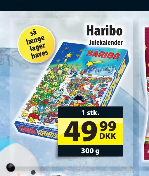 Offer On Haribo From PRISS At DKK 4999